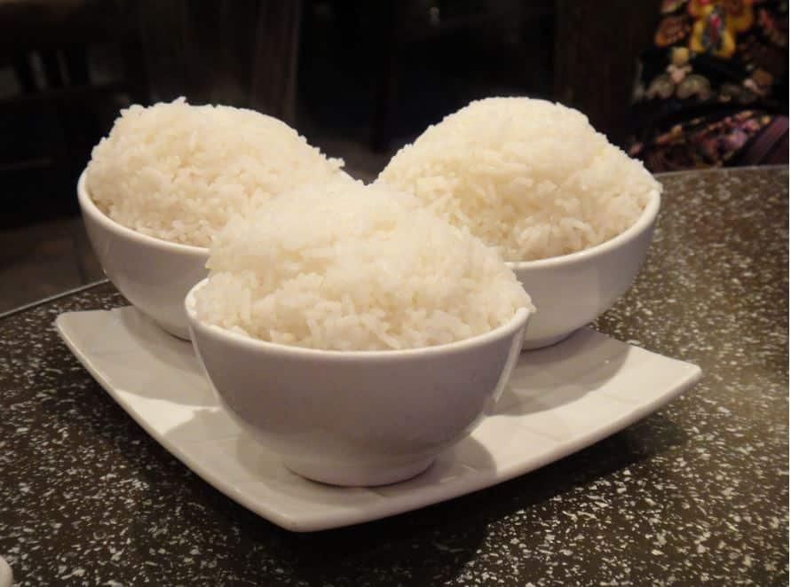 Comment faire cuire du riz parfumé ?