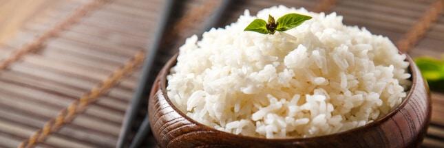 Comment savoir si le riz est trop cuit ?