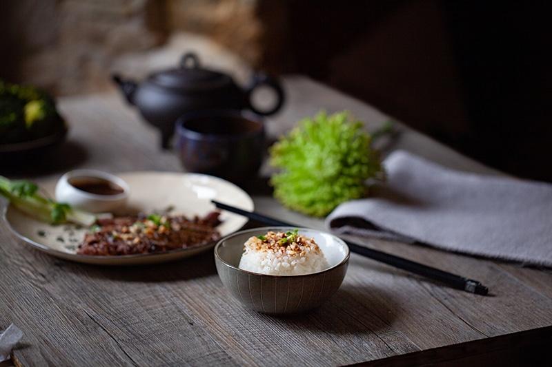 Comment s'appelle le riz qui colle ?